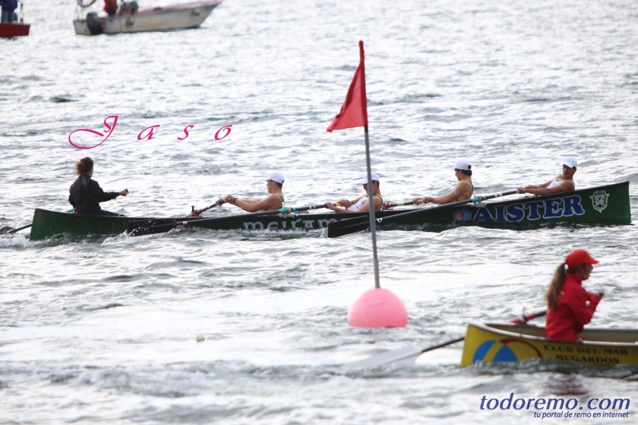Campeonato Galego de Bateis - Cadetes Masculino 2015