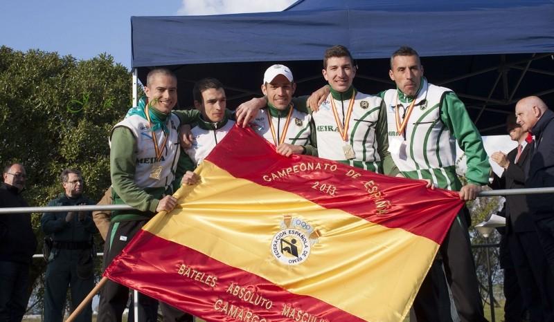 Campeonato de España en Camargo